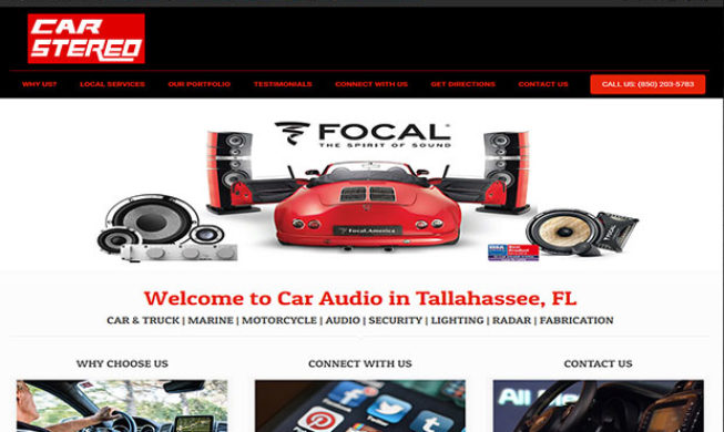 car-audio-Tallahassee-FL