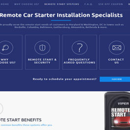 remote-start-systems
